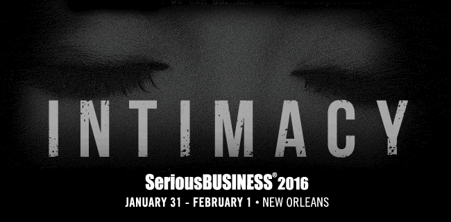 Serious Business 2016